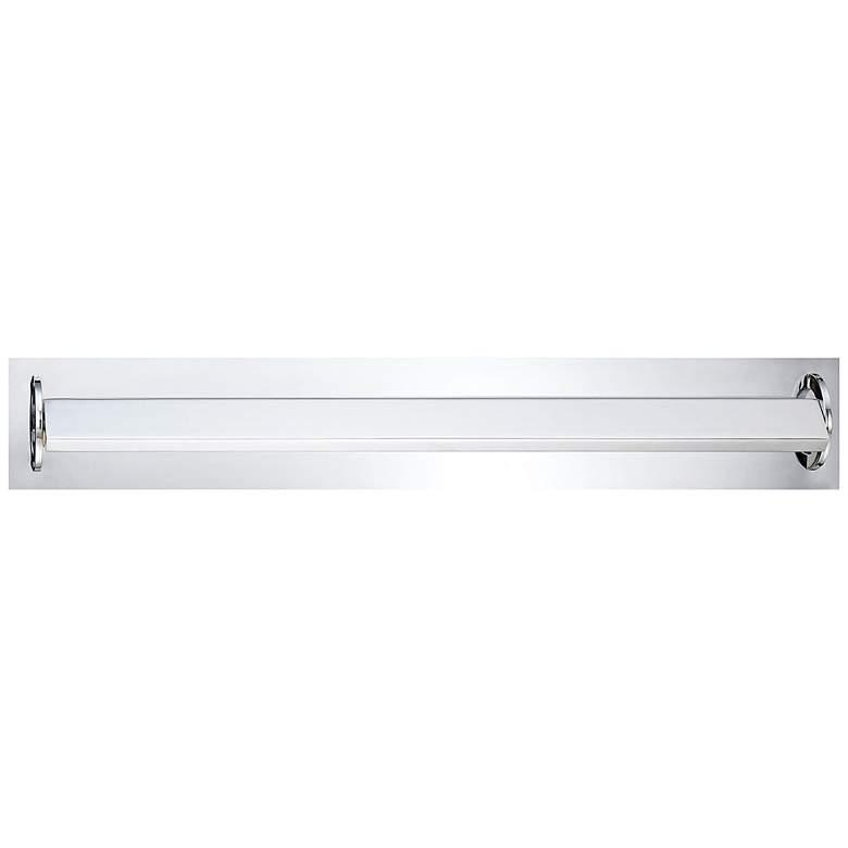 "Eurofase Viola 34"" Wide Chrome LED Bath Light"