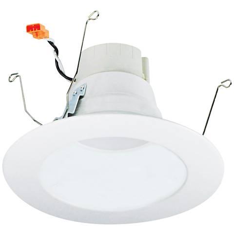 "Prism 5""/6"" White Retrofit Reflector LED App Downlight"