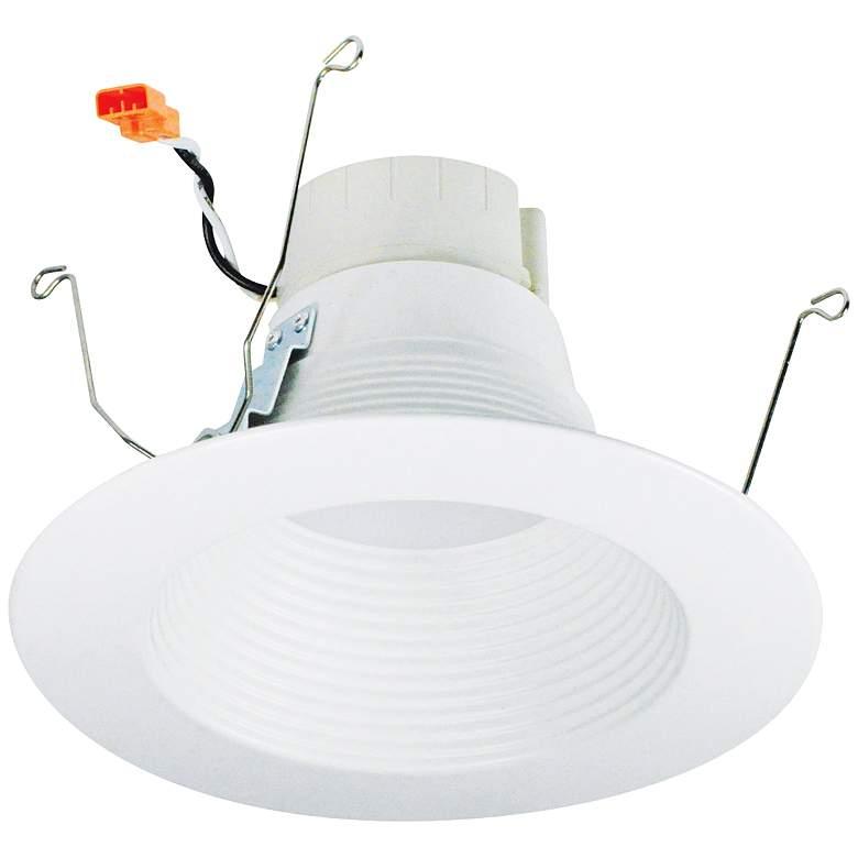 "Nora Prism 5/6"" White App Controlled LED Retrofit Downlight"