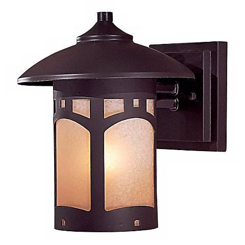 """Beacon Rhodes 8 3/4"""" High Outdoor Wall Light"""
