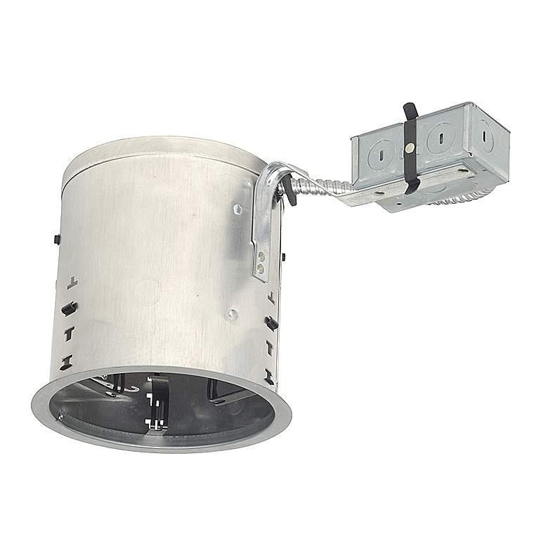 "Juno 6"" IC Remodeling Recessed Light Housing"