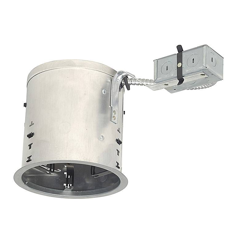 "Juno 6"" IC Remodeling Recessed Light Housing"