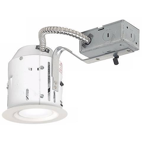 """LED 4"""" Retrofit Kit For Non-IC Remodel Housing"""