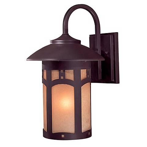 """Beacon Rhodes 15 1/4"""" High Outdoor Wall Light"""