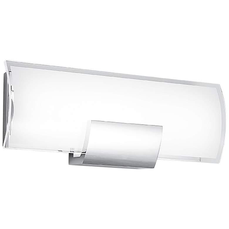 "dweLED Horizon 18"" Wide Chrome LED Bath Light"