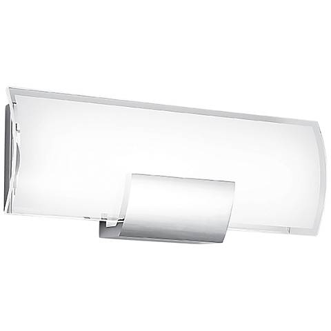 "dweLED Horizon 18"" Wide Chrome LED Bath Light"
