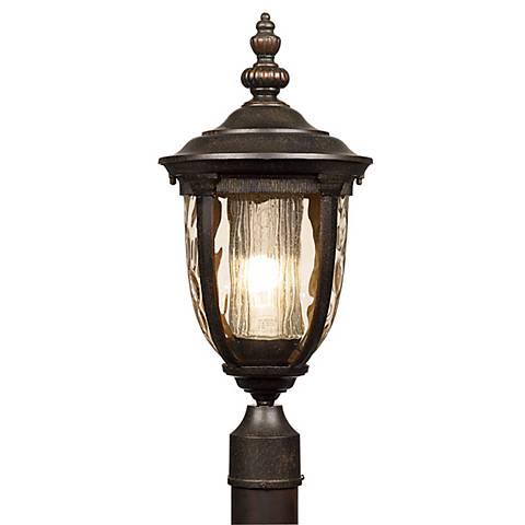 "Bellagio 21"" High Energy Efficient Outdoor Post Light"