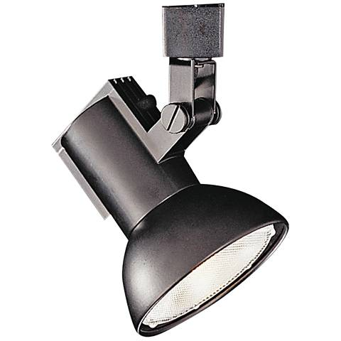 WAC Radiant 774 L Black Track Head for Lightolier