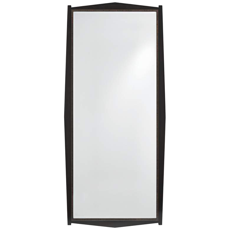 """Selig Mink and Riverstone 28"""" x 62"""" Wall Mirror"""