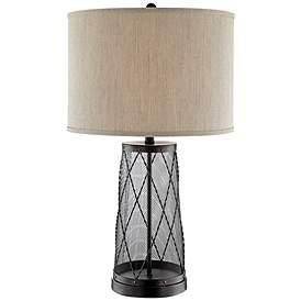 Black Metal Table Lamps Lamps Plus