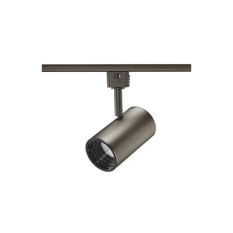 Juno Bronze 10 Watt Dimmable LED Cylinder Track Head