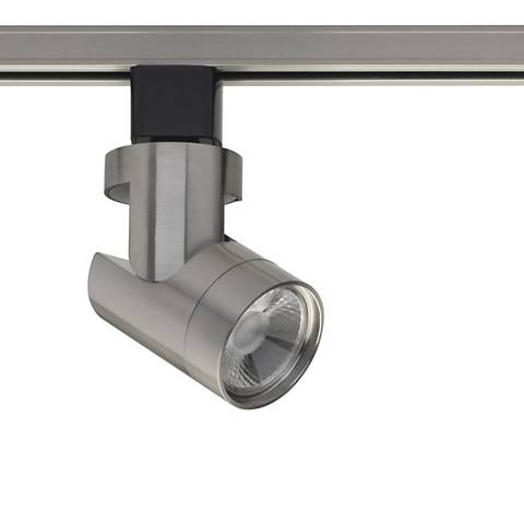 12W 36 Degree Brushed Nickel LED Track Head for Halo Systems