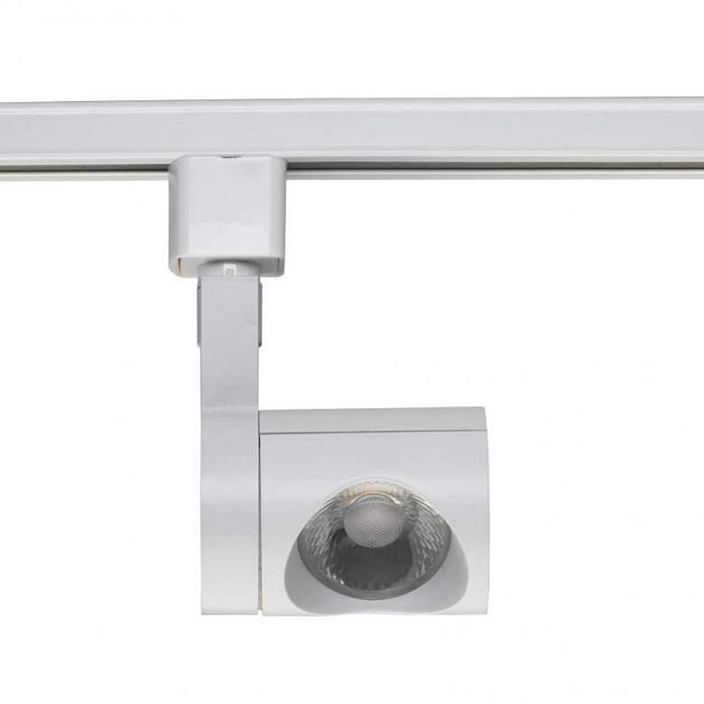 12 Watt White Pipe LED Track Head for Halo Systems