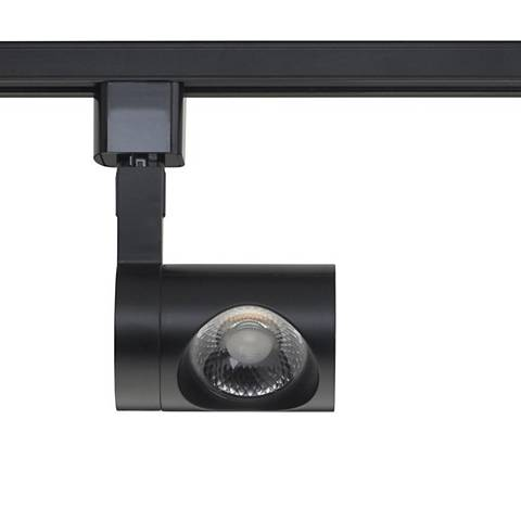 12 Watt Black Pipe LED Track Head for Halo Systems