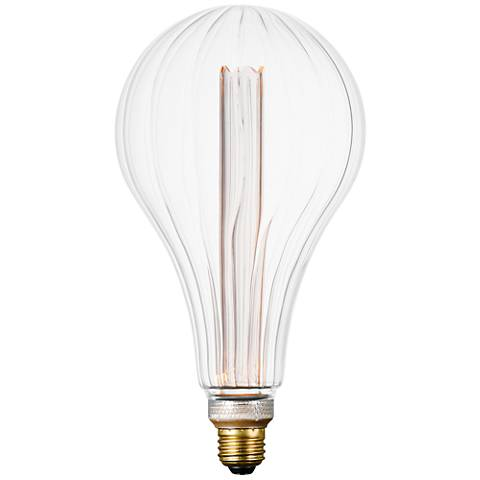 40W Equivalent Amber 3.5 W LED Dimmable Long Bulb