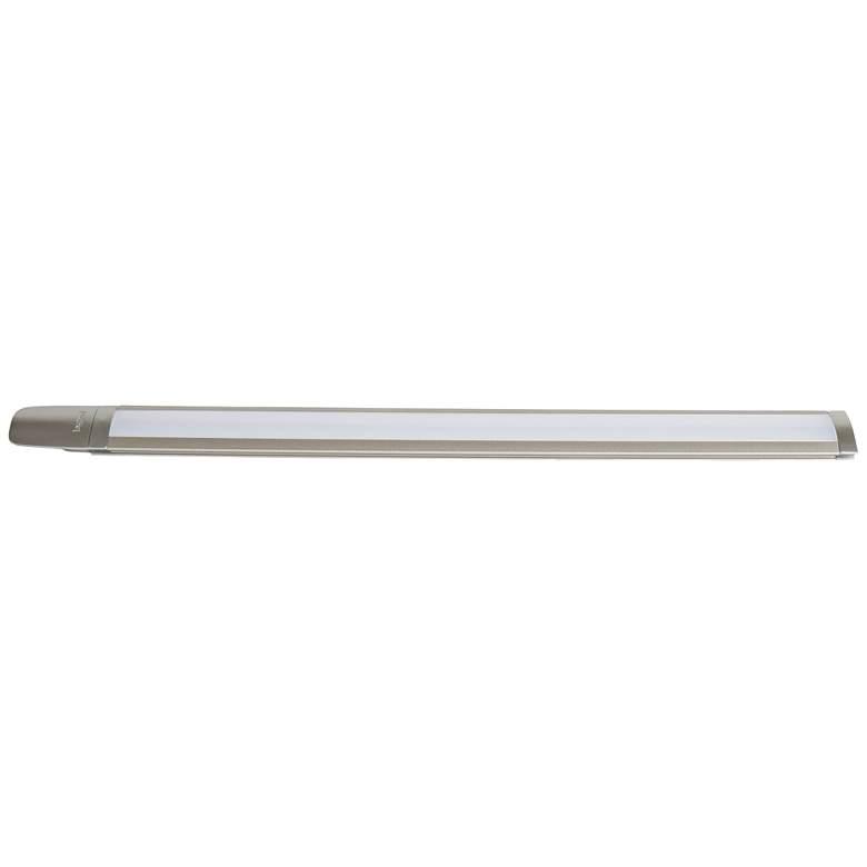 "adorne® 12"" Wide Titanium LED Slimine Light"