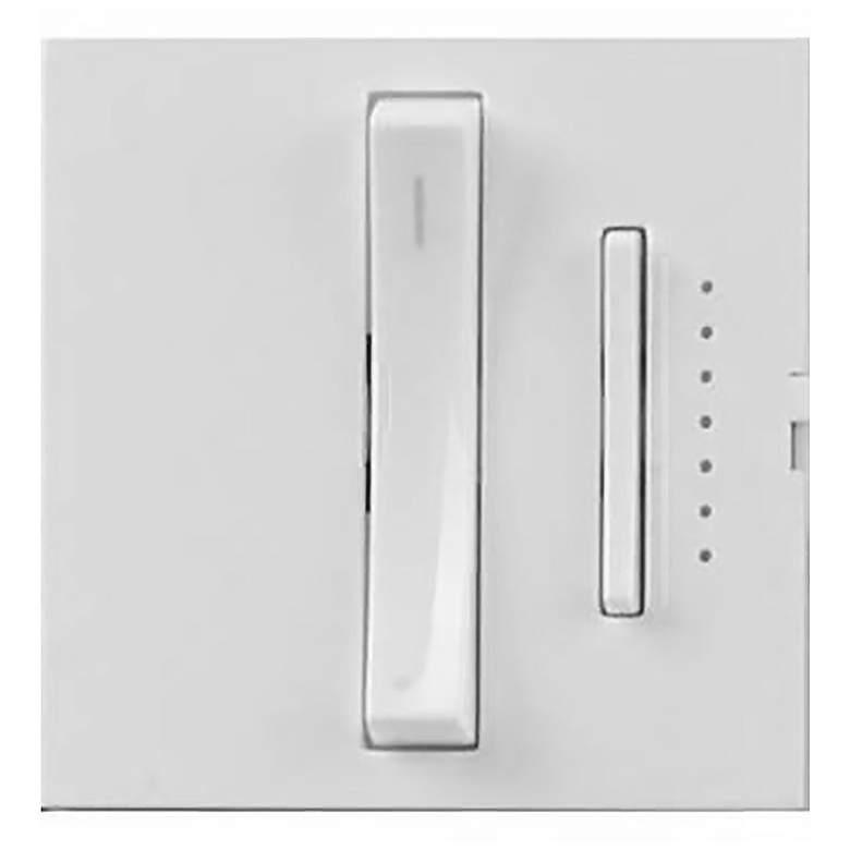 Whisper White Wi-Fi Ready Tru-Universal Master Dimmer Switch