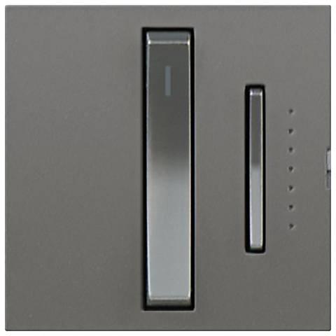 Whisper Magnesium Wi-Fi Ready Tru-Universal Dimmer Switch