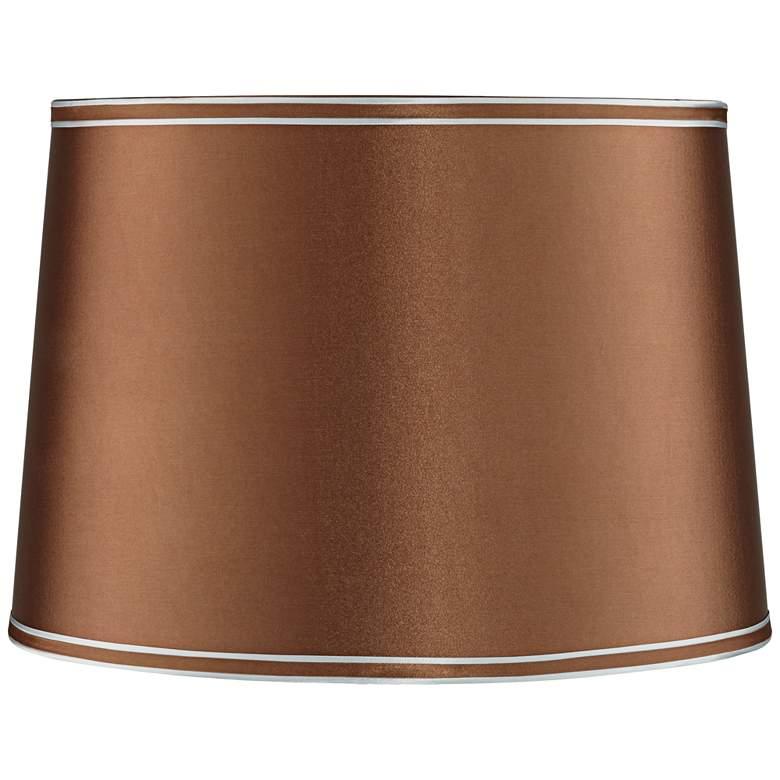 Copper Drum Lamp Shade 14x16x11 (Spider)