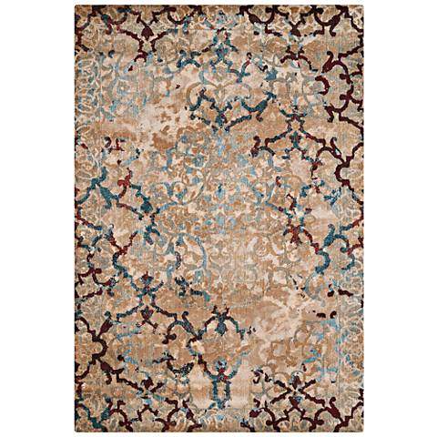 Jules Andalusite Taupe Area Rug