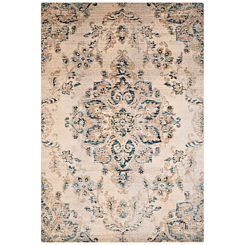 Jules Jubilee Parchment Area Rug