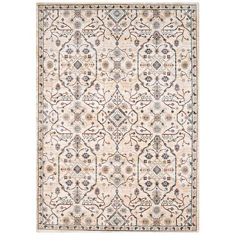 Twelve Oaks Avondale Bone Area Rug