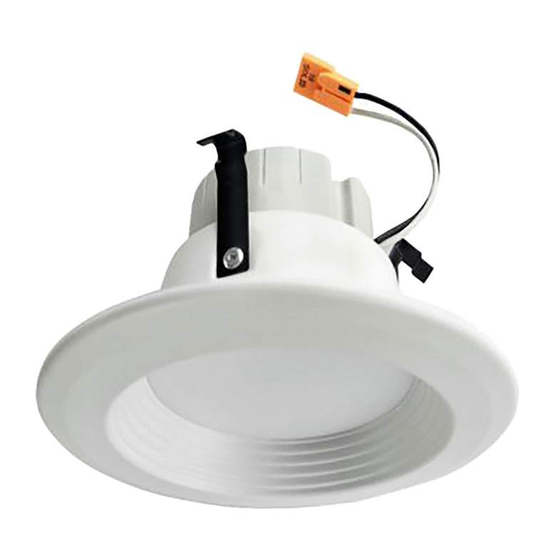 "4"" Three Color Adjustable 10W LED Retrofit Trim"
