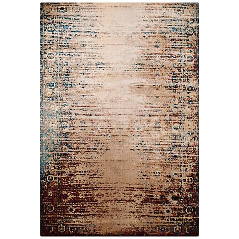 Jules Radical Wine Area Rug