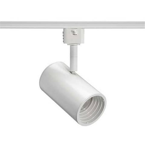 Juno White 10 Watt LED Cylinder Track Head