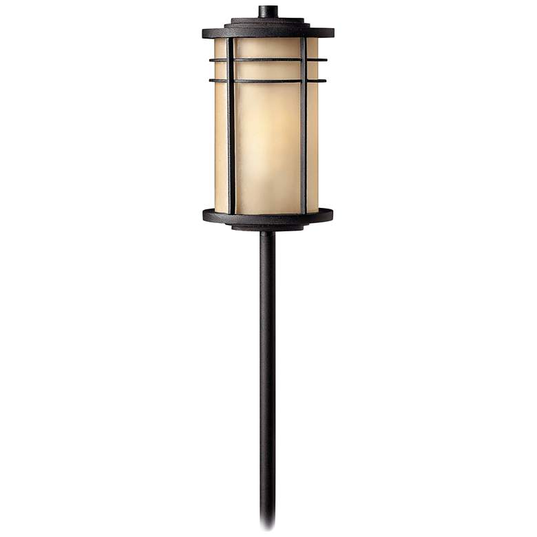 "Hinkley Ledgewood 22"" High Bronze Low Voltage Path Light"