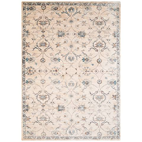 Twelve Oaks Mitchell Bone Area Rug