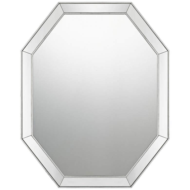 "Quoizel Riverdale Silver Leaf 24"" x 30"" Wall"