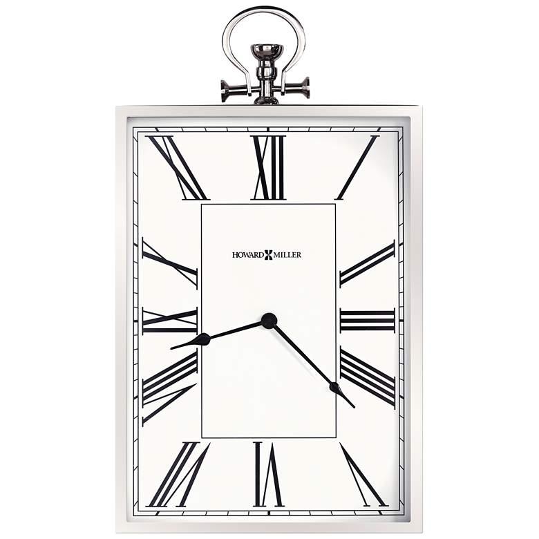 "Howard Miller Marti 26 1/4"" High Wall Clock"