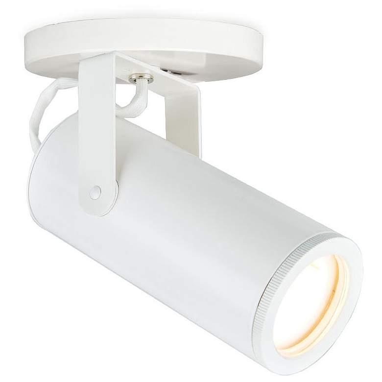 WAC Silo X20 White 3000K LED Track Ceiling Spot Light