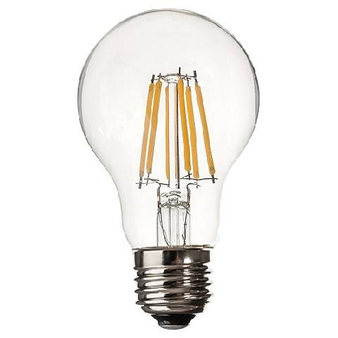 12 Volt 50W Equivalent 6 Watt Filament LED Light Bulb