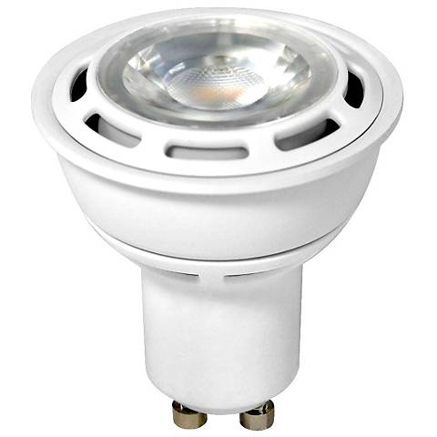 50 Watt Equivalent 6 Watt LED Dimmable GU10 Bulb