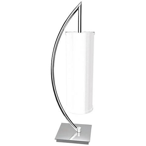 Van Teal Premiere Chrome Accent Lamp