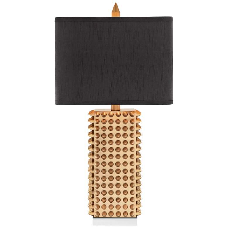 Manhattan Gold Table Lamp