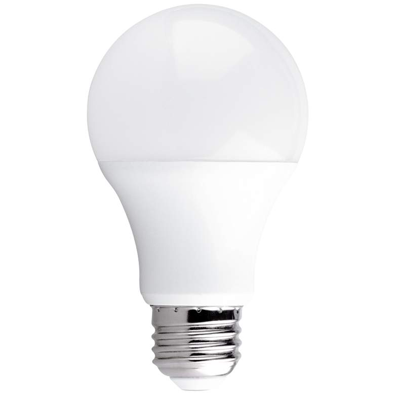44E41 - LED 12W JA8 A19 Enclosable 3000k