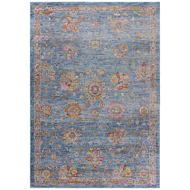 Ashton 7702 Blue Lara Area Rug