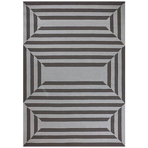 Libby Langdon Hamptons 5220 Charcoal Emerson Area Rug