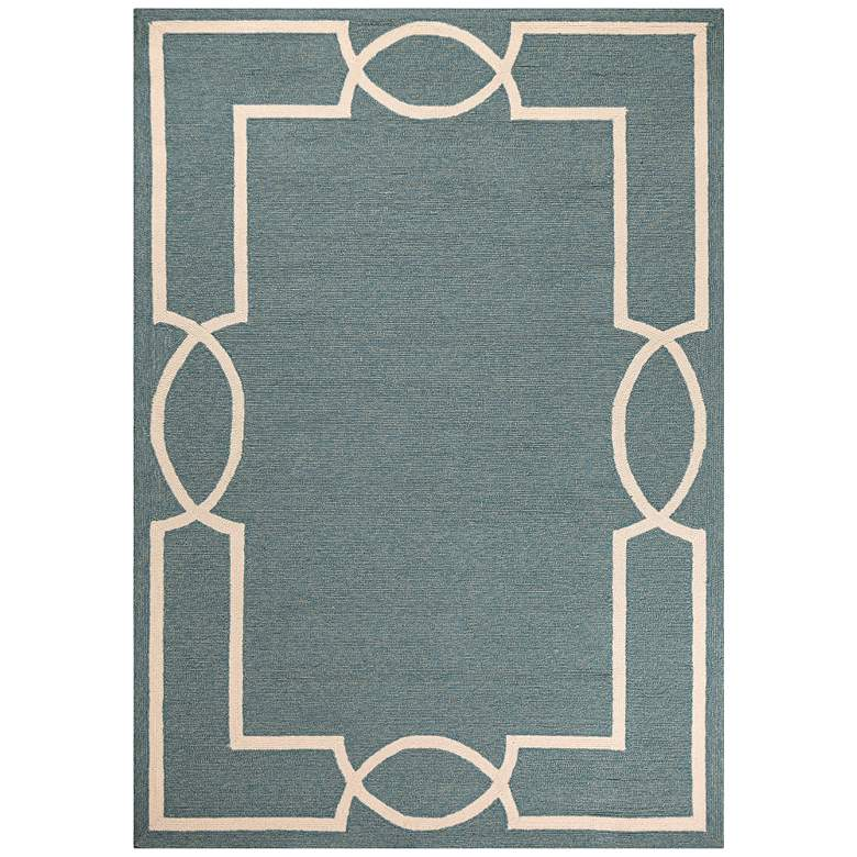 Libby Langdon Hamptons 5225 Spa Madison Area Rug