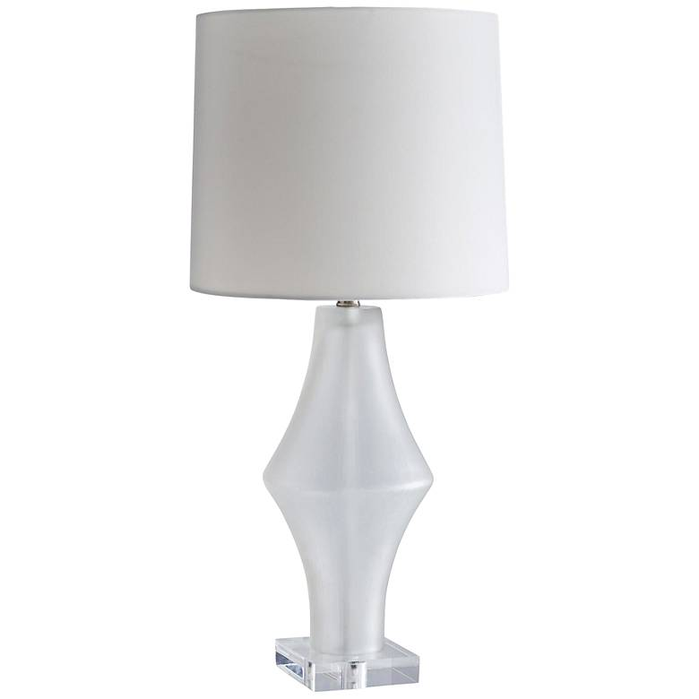 Arteriors Home Hastings Frosted Glass Table Lamp