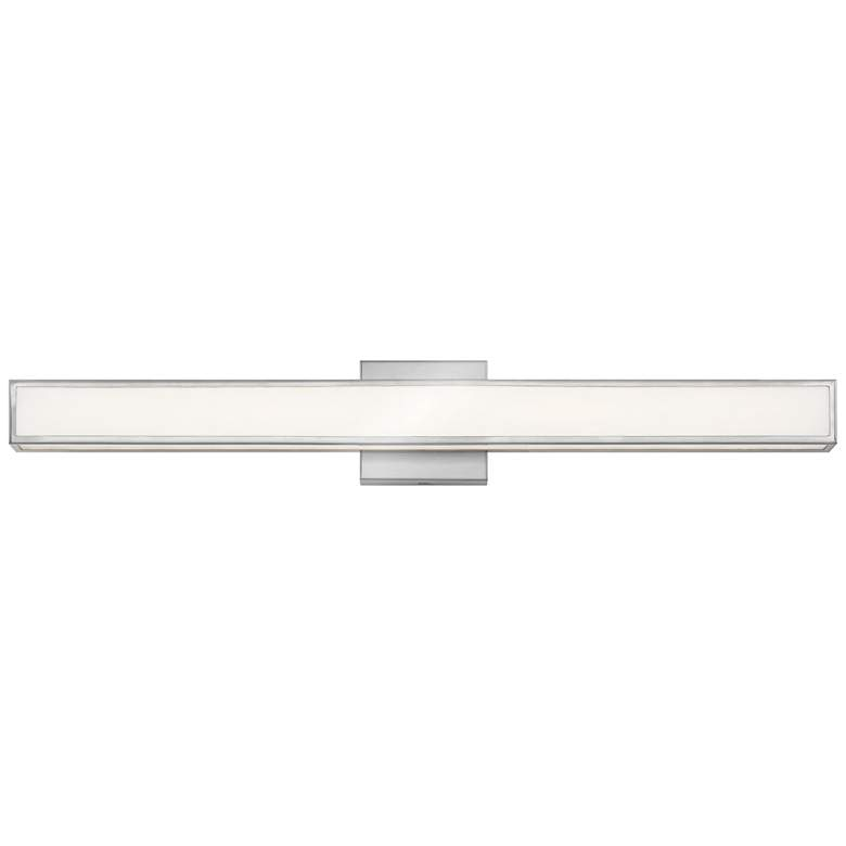 "Hinkley Alto 30"" Wide Brushed Nickel LED Bath Light"