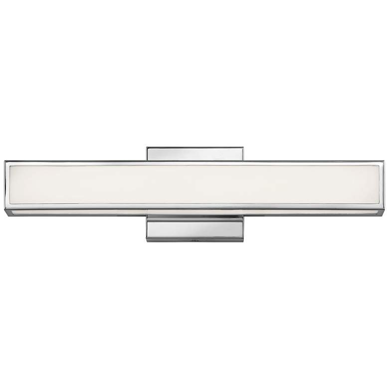 "Hinkley Alto 18"" Wide Chrome LED Bath Light"