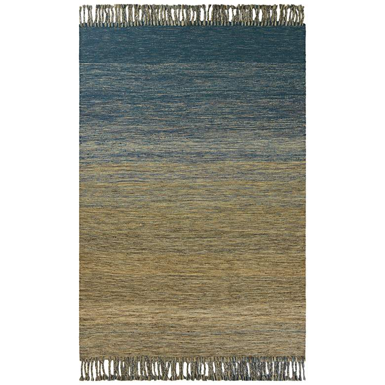 Libby Langdon Homespun 5560 Ocean Landscape Area Rug