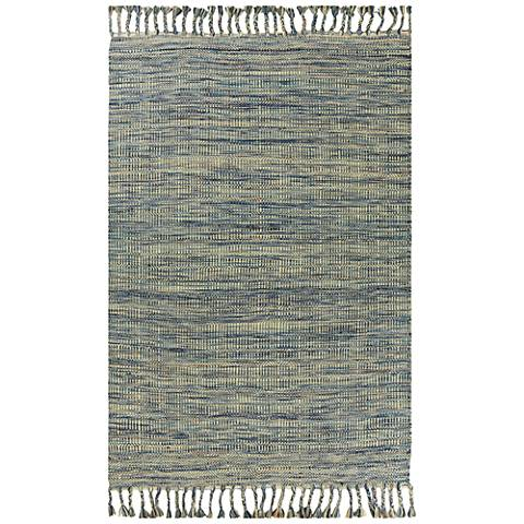 Libby Langdon Homespun 5563 Ocean Mission Area Rug