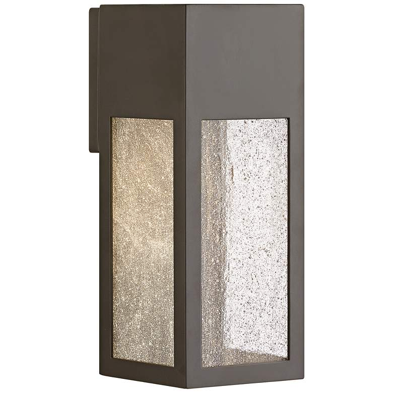 "Hinkley Rook 12"" High Bronze LED Outdoor Wall"