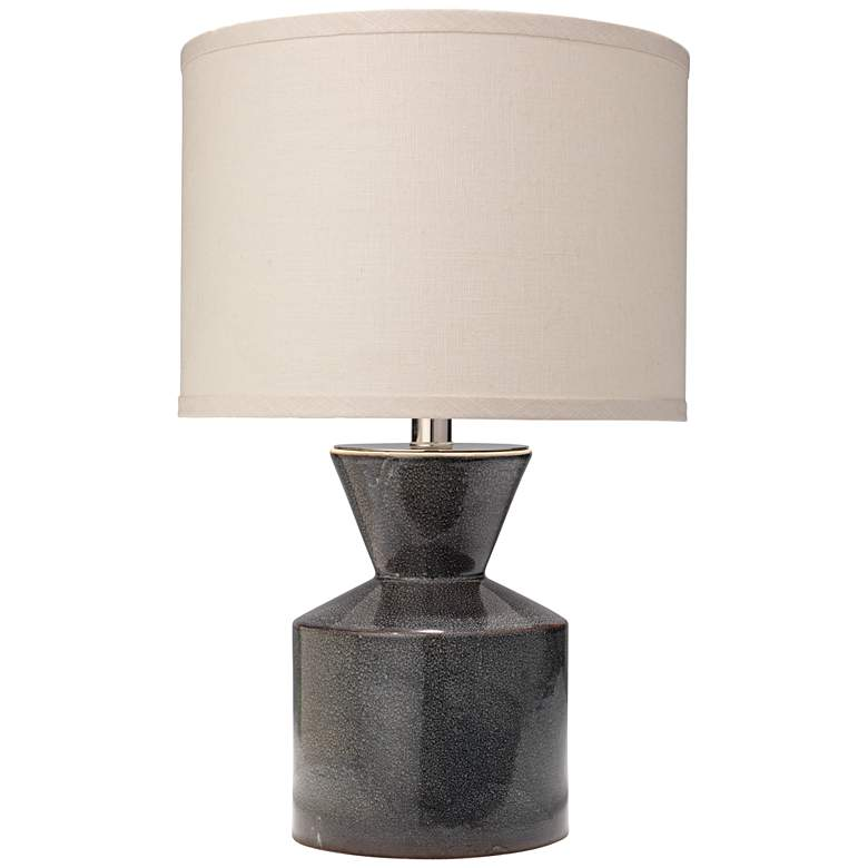 "Berkley 19 1/2"" High Royal Blue Ceramic Accent Table Lamp"