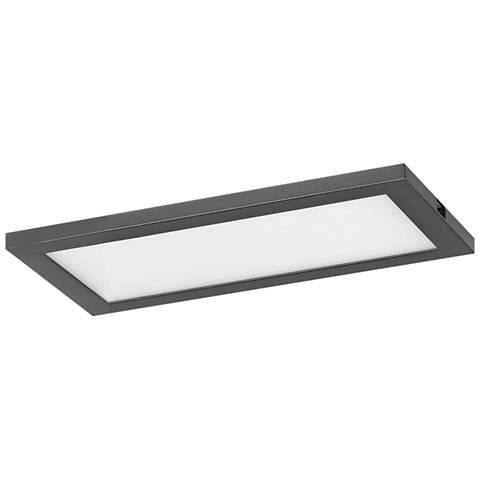 "CounterMax MX-L-120-SL 6""W Bronze LED Under Cabinet Light"